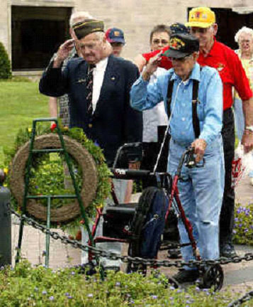 The Harry S. Truman Appreciation Society honored the 33rd President on Wednesday, August 6, 2008 in Independence, MO.