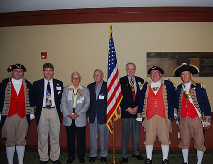 Pictured here is the Harry S. Truman Color Guard Team and members of the Harry S. Truman Chapter, taken at the 120th Annual Missouri State Convention in Columbia, Missouri on April 23-24, 2010.