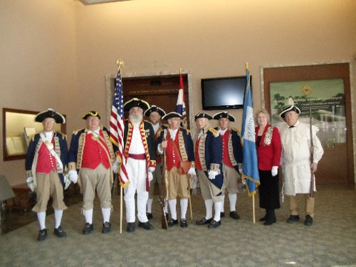 The Independence Pioneers DAR Chapter conducted the 26th Annual Observance of Elizabeth