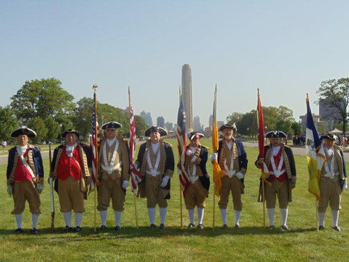 Both the MOSSAR & KSSSAR Color Guard Teams participated on Memorial Day 2012. The team participated in the Memorial Day event located at the Liberty Memorial tower in Kansas City, MO, which honors World War I veterans.