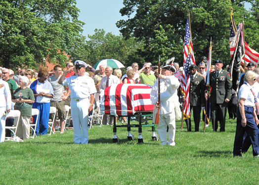 Shown here is the MOSSAR Color Guard Teams who participated on Memorial Day 2011. The Color Guard team participated in the Memorial Day event located at Jefferson Barracks in Lemay, MO.