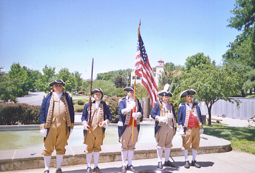 Both the MOSSAR & KSSSAR Color Guard Teams, along with the Children of American the Revolution Corps of Discovery Society in Kansas City, MO participated on Flag Day 2008. The team participated in the Flag Day event located at the Vietnam Veterans Memorial in Kansas City, MO, which honors Vietnam Veterans.  In addition, this year's ceremony allowed the retirement of several U.S. Flags in a respectful ceremony.