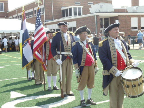 The MOSSAR Color Guard Team participated at the Closing Ceremony each day on June 28 - July 1, 2012 at ''he Wall That Heals'' which was held at North Kansas City High School Footbal Stadium in North Kansas City, MO. It is estimated that over 15,000 people attended this event over the four day period.