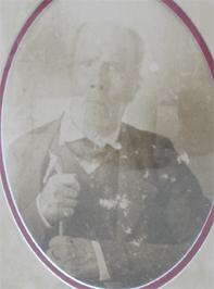 Photo of Patriot Robert Lemon.