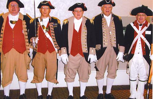 MOSSAR Color Guard team, Overland Park, KS on August 25-26, 2006