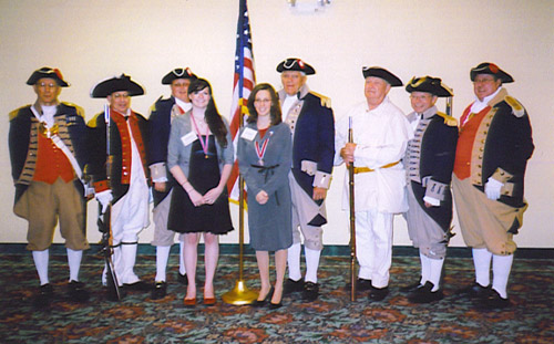 Pictured here is the MOSSAR Color Guard Team, N.S.C.A.R. National President, and M.S.C.A.R. State President taken at 117th MOSSAR Annual State Meeting on Friday, April 27th thru Saturday, April 28th, 2007 at Osage Beach, MO