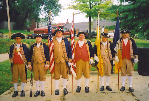 Both the MOSSAR & KSSSAR Color Guard Teams participated on Memorial Day 2009. The team participated in the Memorial Day event located at the Vietnam Veterans Memorial in Kansas City, MO, which honors Vietnam veterans.