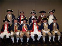 The South Central District Color Guard is shown here participating at the South Central District Annual Meeting at the Wyndham Riverfront Hotel, in Little Rock, Arkansas on August 20-21, 2010.