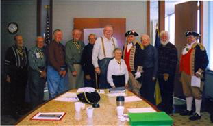 Harry S. Truman Officers for 2008